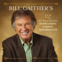 Bill Gaither's 12 Favorite Hynms-Bill Gaither & Gloria-CD