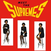 Meet The Supremes-The Supremes-LP