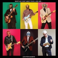 What's So Funny About..-Los Straitjackets-CD