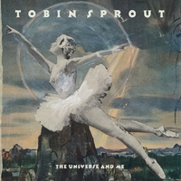 Universe And Me-Tobin Sprout-LP