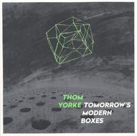 Tomorrow's Modern Boxes-Thom Yorke-CD