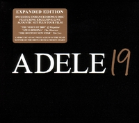 19 -Deluxe 2CD Edition-Adele-CD