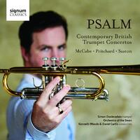 Psalm - Contemporary British Trumpet Concertos-Orchestra Of The Swan, Simon Desbruslais, Woods-CD