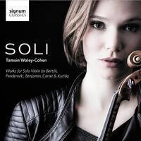Soli-Tamsin Waley-Cohen-CD