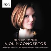 Violin Concertos-Tamsin Waley-Cohen-CD