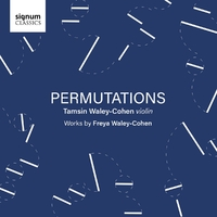 Permutations-Tamsin Waley-Cohen-CD