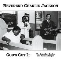 God's Got It-Reverend Charlie Jackson-CD