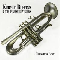 #Imsoneworleans-Kermit Ruffins & The Barbecue Swingers-CD