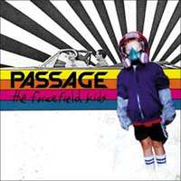 The Forcefield Kids-Passage-CD