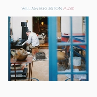 Musik-William Eggleston-CD