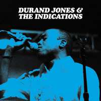 Durand Jones & The Indications (Translucent Red)-Durand Jones & The Indications-LP