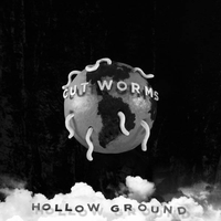 Hollow Ground (Red)-Cut Worms-LP
