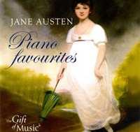 Jane Austen; Piano Favourites-Martin Souter-CD
