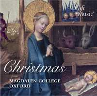 Christmas From Magdalen College-Magdalen College Choir Oxford-CD