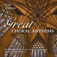 Great Choral Anthems-Choir Of Sidney Sussex College-CD