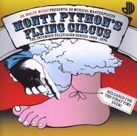 Unreleased-Monty Python's Flying Circus-CD