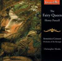 The Fairy Queen-Armonico Consort, Monks-CD
