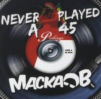 Never Played A 45-Macka B-CD