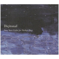 Save Your Light For..-Digitonal-CD