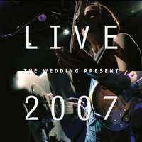 Live 2007-Wedding Present-CD