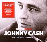 The Essential Collection (CD+DVD)-Johnny Cash-CD+DVD