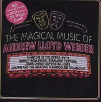 Magical Music Of Andrew..-Andrew Lloyd Webber-CD