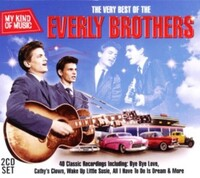 My Kind Of Music - The Very Best Of-The Everly Brothers-CD