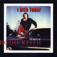 I Died Today-R Keith-CD