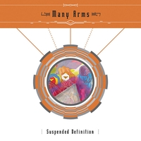 Suspended Definition-Colin Fisher, Many Arms-CD