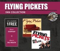 Everyday & Big Mouth (2CD)-Flying Pickets-CD