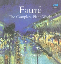 Complete Piano Works-Paul Crossley-CD