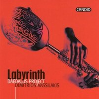 Daedalus Project - Labyrinth-Dimitris Vasilakis-CD