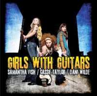 Girls With Guitars-Girls With Guitars-CD