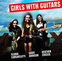 Elinia Cargnelutti,..-Girls With Guitars-CD