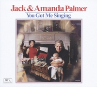 You Got Me Singing-Jack Palmer & Amanda-CD