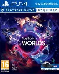 Worlds (VR)-Sony PlayStation 4