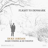 Flight To Denmark-Duke Jordan-LP