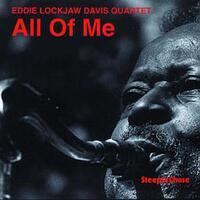 All Of Me-Eddie 'Lockjaw' Davis-CD