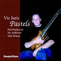 Pastels-Vic Juris-CD