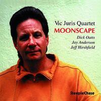 Moonscape-Vic Juris-CD