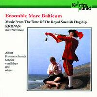 Kronan-Ensemble Mare Balticum-CD