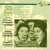 Requiem-Schola Cantorum, Schola Gregoriana, Bernhard Lewko-CD