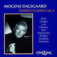 Famous Classics, Vol. 2-Mogens Dalsgaard-CD
