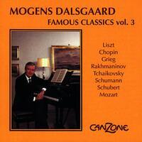 Famous Classics, Vol. 3-Mogens Dalsgaard-CD