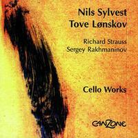 Cello Works-Nils Sylvest & Tove Lonskov-CD