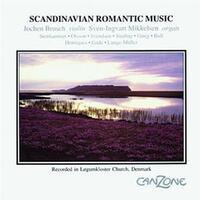 Scandinavian Romantic Music-Jochem Brusch & Sven-Ingvart Mikkelsen-CD