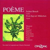 Poeme-Brusch Brusch & Sven-Ingvart Mikkelsen-CD