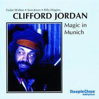 Magic In Munich-Clifford Jordan-CD