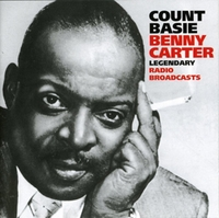 Legendary Radio Broadcasts-Benny Carter, Count Basie-CD
