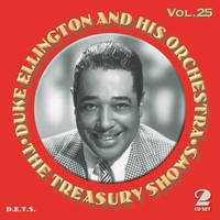 Treasury Shows Vol. 25-Duke Ellington-CD